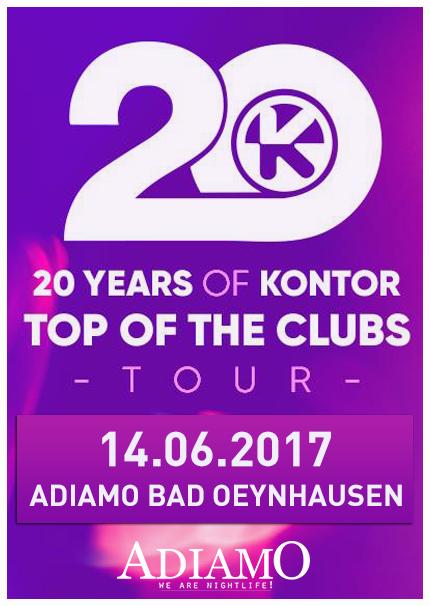 silvester adiamo bad oeynhausen 2017