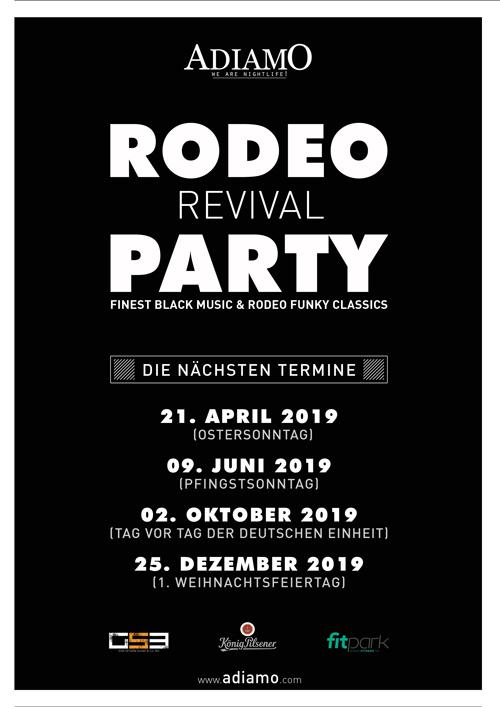 PLAKAT_RODEO_REVIVAL_NEUE_TERMINE_2019_Din_A4_mit_RAHMEN_500px