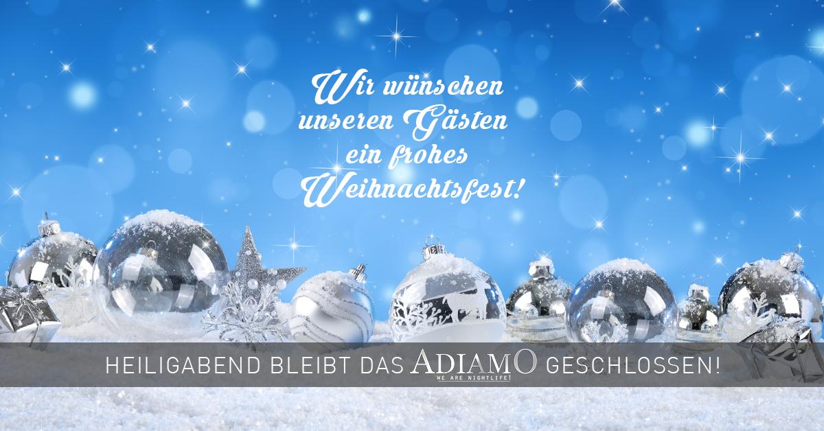 Frohe Weihnachten Bilder Facebook.Adiamo Frohe Weihnachten Facebook Werbung Adiamo Dance Club