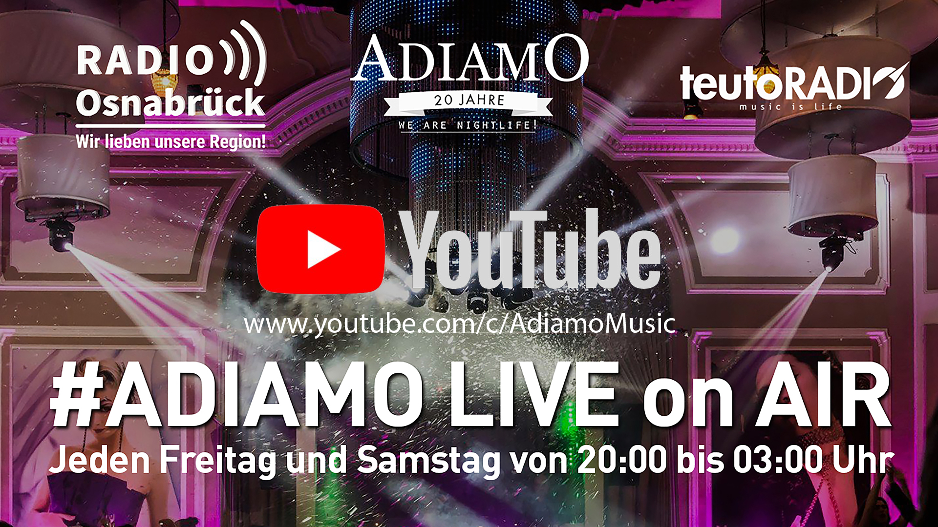 Adiamo TV Adimao Music Youtube